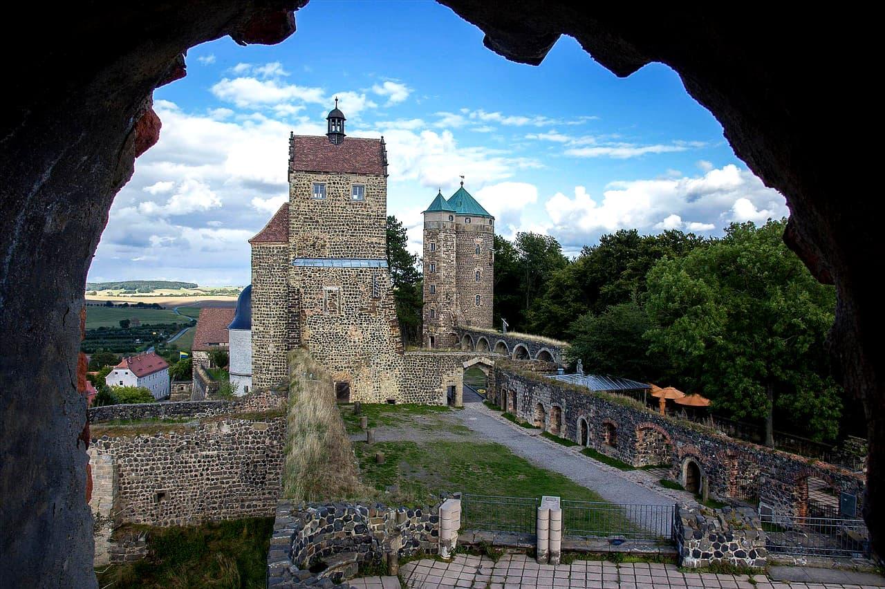 Kleinstadt Stolpen